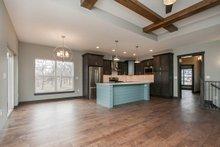 Home Plan - Ranch Interior - Kitchen Plan #70-1497