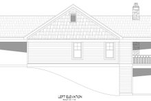 House Design - Country Exterior - Other Elevation Plan #932-383