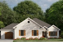 House Design - Traditional Exterior - Front Elevation Plan #923-182
