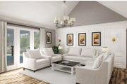 Craftsman Style House Plan - 3 Beds 2.5 Baths 2006 Sq/Ft Plan #45-587