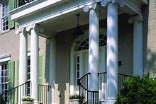 House Design - Colonial Photo Plan #137-230