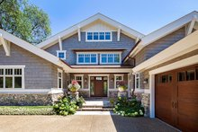 Craftsman Exterior - Front Elevation Plan #928-305