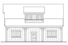 Craftsman Exterior - Other Elevation Plan #124-934