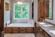 Craftsman Style House Plan - 3 Beds 3 Baths 5121 Sq/Ft Plan #51-581 Interior - Master Bathroom