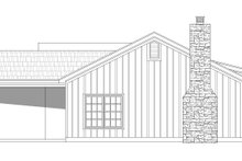 House Plan Design - Country Exterior - Other Elevation Plan #932-76