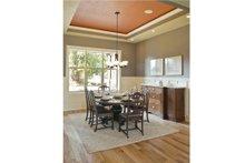 House Plan Design - Craftsman Interior - Dining Room Plan #48-542