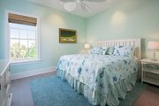 Cottage Style House Plan - 4 Beds 3 Baths 2483 Sq/Ft Plan #938-87 Interior - Bedroom