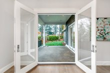 Home Plan - Craftsman Exterior - Outdoor Living Plan #48-1007