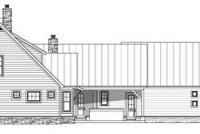 Dream House Plan - Traditional Exterior - Other Elevation Plan #932-212