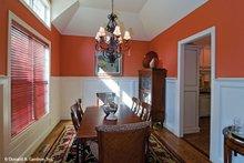 European Interior - Dining Room Plan #929-59