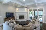 European Style House Plan - 5 Beds 4 Baths 4221 Sq/Ft Plan #929-855 Interior - Other