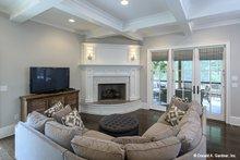 Architectural House Design - Hearth Room
