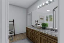 House Plan Design - Traditional Interior - Master Bathroom Plan #1060-100