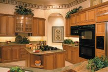 Home Plan - Mediterranean Interior - Kitchen Plan #930-491