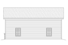 Dream House Plan - Country Exterior - Other Elevation Plan #932-245