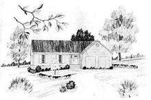 Ranch Exterior - Front Elevation Plan #36-401