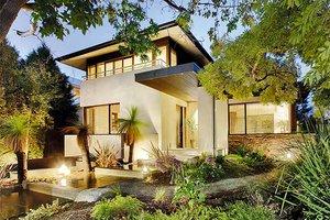 Modern Exterior - Other Elevation Plan #496-1