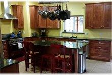 Home Plan - Country Interior - Kitchen Plan #44-197