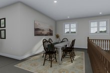 House Plan Design - Farmhouse Interior - Dining Room Plan #1060-83