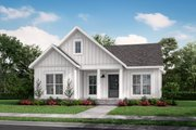 Cottage Style House Plan - 2 Beds 2 Baths 1254 Sq/Ft Plan #430-247