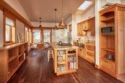 Modern Style House Plan - 2 Beds 1 Baths 885 Sq/Ft Plan #890-10