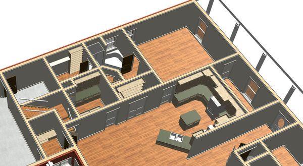 Country Floor Plan - Other Floor Plan #44-129