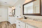 European Style House Plan - 3 Beds 2 Baths 1884 Sq/Ft Plan #430-110