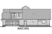 Farmhouse Style House Plan - 3 Beds 2.5 Baths 2468 Sq/Ft Plan #1067-3 Exterior - Other Elevation