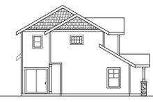 Craftsman Exterior - Other Elevation Plan #124-718