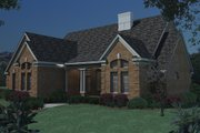 Traditional Style House Plan - 3 Beds 2 Baths 1675 Sq/Ft Plan #120-159 Exterior - Other Elevation