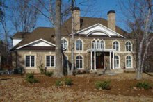 Home Plan - Classical Exterior - Other Elevation Plan #119-180