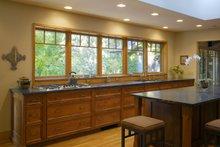 Ranch Interior - Kitchen Plan #481-7