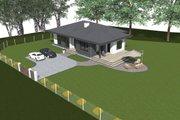 Bungalow Style House Plan - 2 Beds 1 Baths 1450 Sq/Ft Plan #549-28 Photo