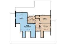 Farmhouse Floor Plan - Upper Floor Plan Plan #923-109