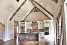 Dream House Plan - European Interior - Kitchen Plan #17-2499