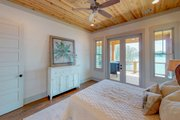 Traditional Style House Plan - 5 Beds 4 Baths 3062 Sq/Ft Plan #63-412 Interior - Master Bedroom
