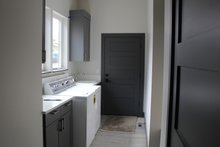 Architectural House Design - Craftsman Interior - Laundry Plan #895-123
