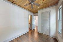 Dream House Plan - Traditional Interior - Bedroom Plan #63-412