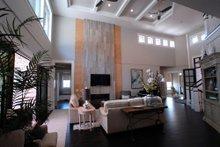 House Plan Design - Contemporary Interior - Family Room Plan #920-85