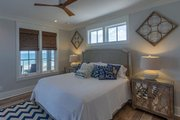 Beach Style House Plan - 4 Beds 3 Baths 2810 Sq/Ft Plan #901-114 Interior - Master Bedroom