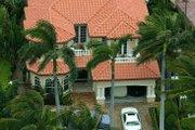 Mediterranean Style House Plan - 5 Beds 4.5 Baths 4224 Sq/Ft Plan #420-151 Photo