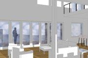Modern Style House Plan - 4 Beds 3 Baths 2922 Sq/Ft Plan #909-4