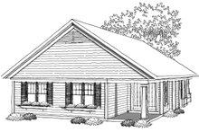 House Plan Design - Ranch Photo Plan #70-1019
