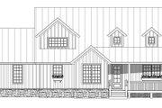 Farmhouse Style House Plan - 3 Beds 2.5 Baths 2400 Sq/Ft Plan #932-137