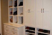 Dream House Plan - Master Closet - 3150 square foot craftsman home