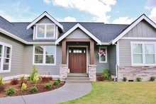 Craftsman Photo Plan #1070-75
