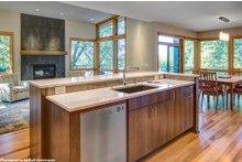Architectural House Design - Contemporary Interior - Kitchen Plan #48-656