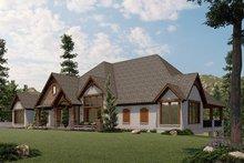 House Plan Design - Craftsman Exterior - Other Elevation Plan #923-189