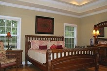 Home Plan - Traditional Interior - Master Bedroom Plan #56-164