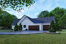Contemporary Exterior - Other Elevation Plan #923-125